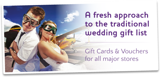 Wedding Gift List Thomas Cook : list and buy a gift Create a gift list Build your free gift list ...